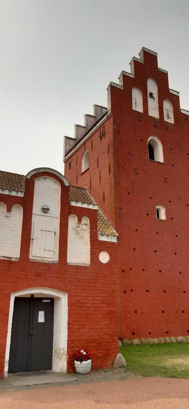 Byrum kirke Læsø Erik Strid