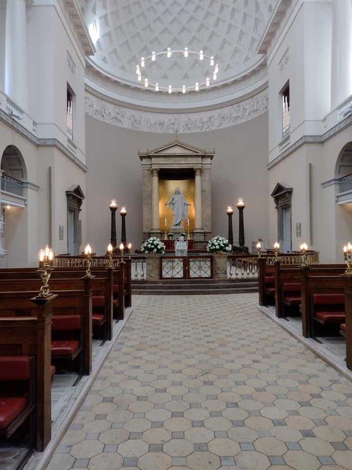 Vor Frue Kirke København. Foto Ernst Olsen