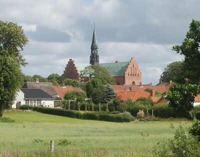Løgumkloster kirke Kristen-Skriver-Frandsen
