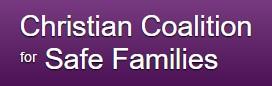 Christian Coalition for Safe Families Logo