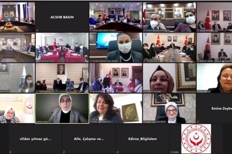 Kadın Kooperatifleri Marmara Buluşması gerçekleşti
