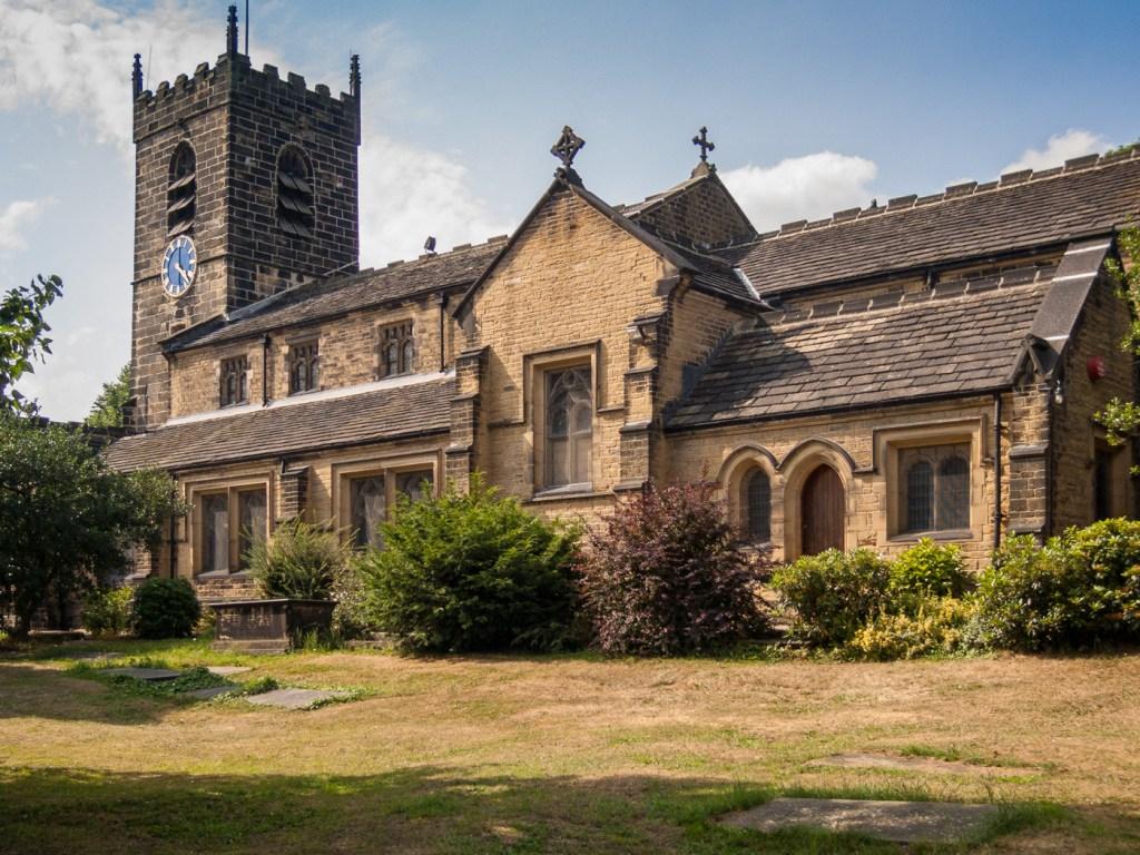 Kirkheaton Parish Church © Christine Widdall