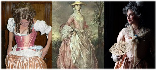 History Wardrobe - portrait of a lady