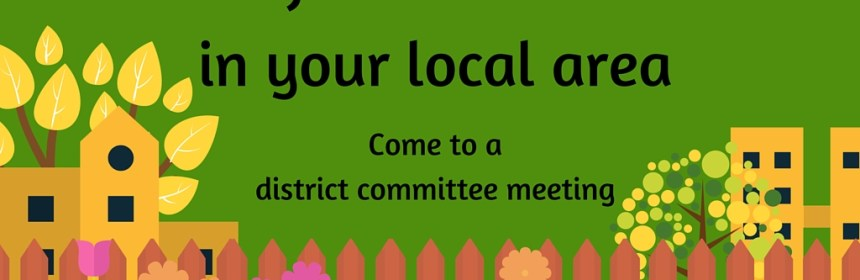 District Committee