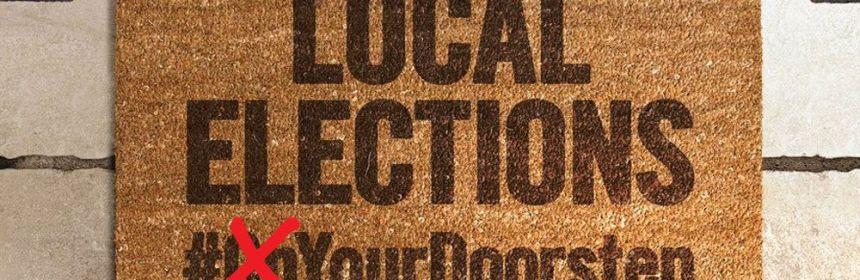 No local elections Kirklees 2017
