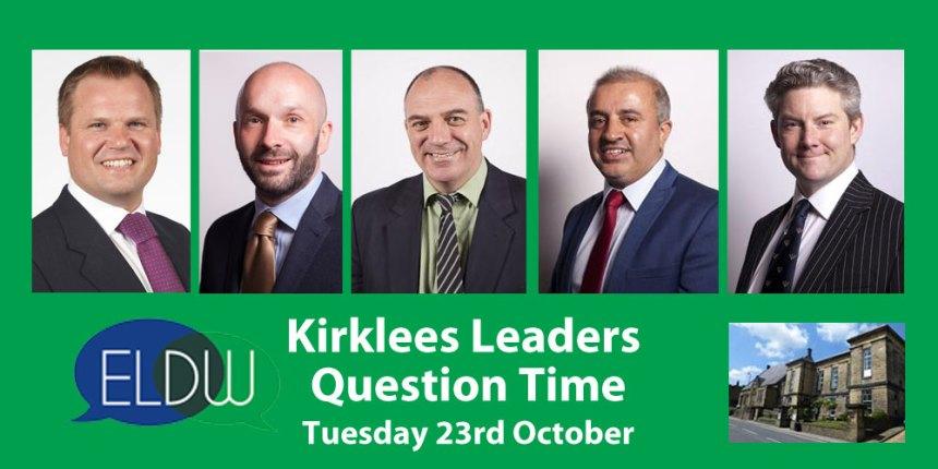 Kirklees Question Time panel