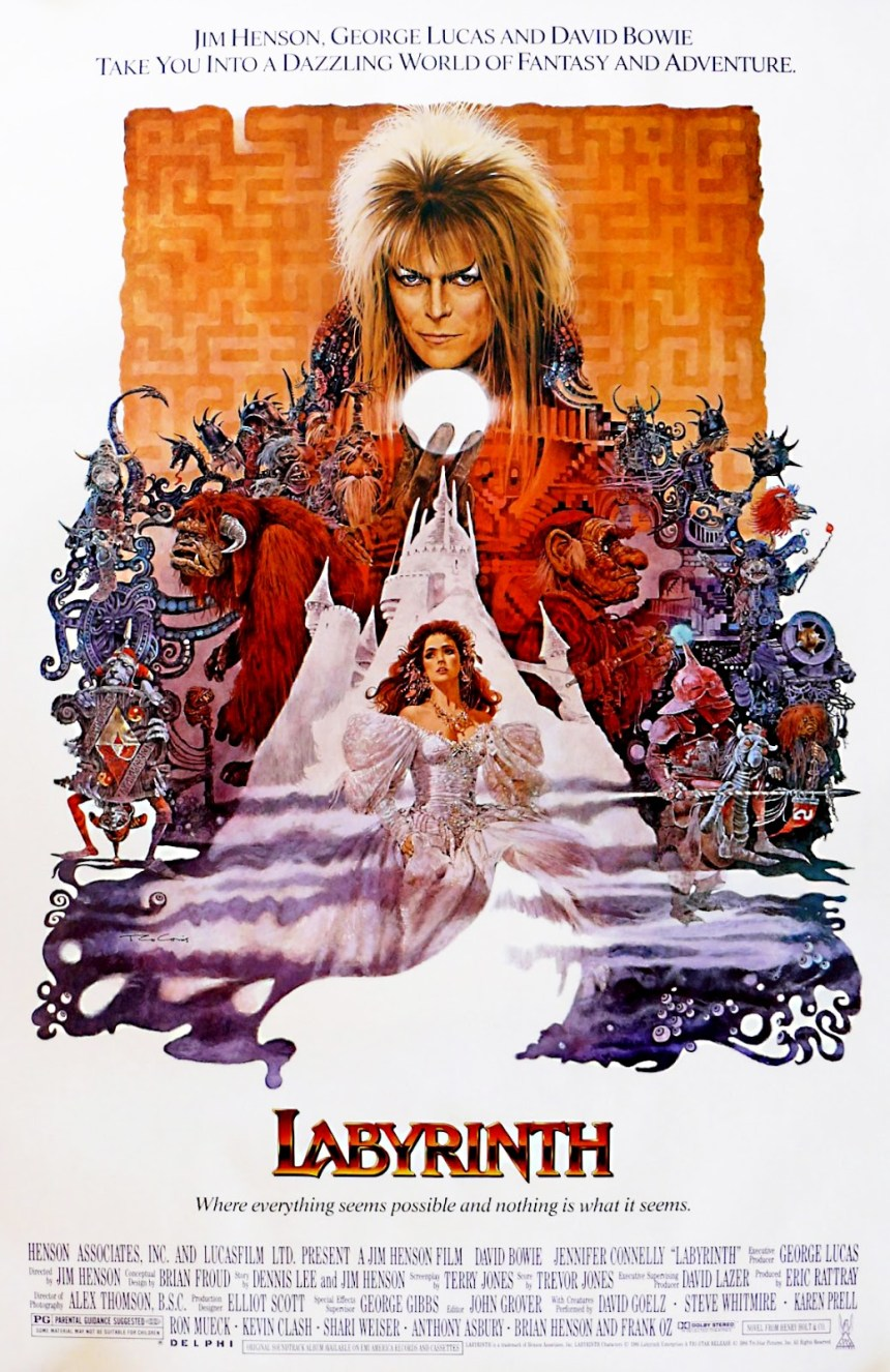Labyrinth (1986) Original