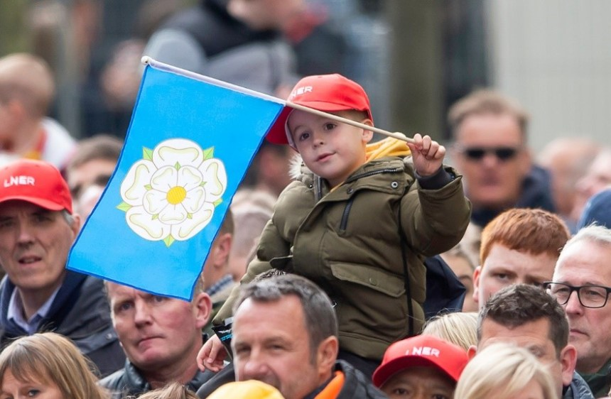 tour de yorkshire flag