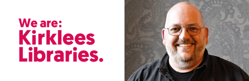 Jon Davis, Kirklees Libraries