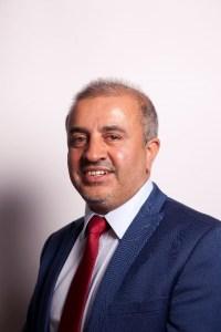 Cllr Shabir Pandor, Leader of Kirklees Council