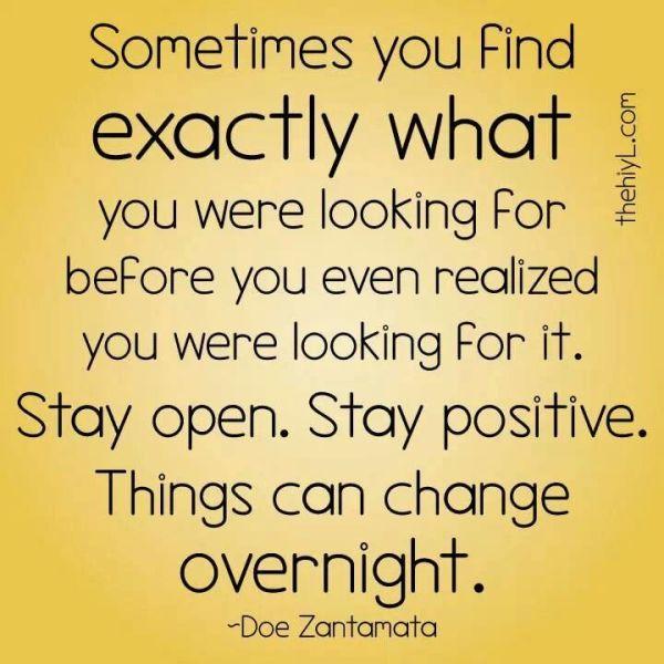 Понякога намираш...