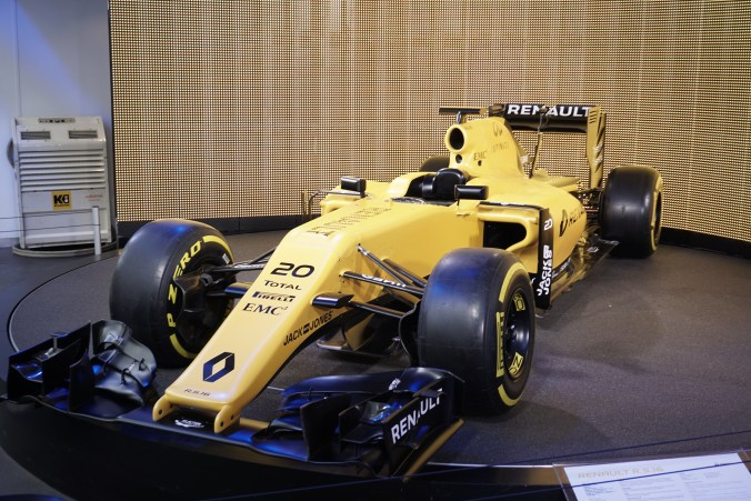 Renault Race Car