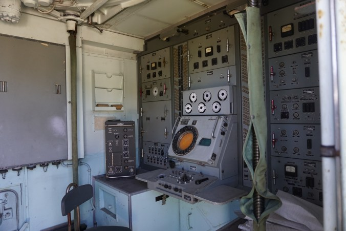 Radar Room in the Bunkers