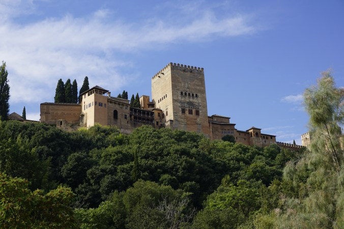 Alhambra During the Day