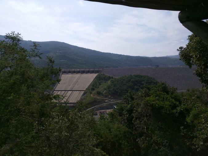 Magus Dam Spillway