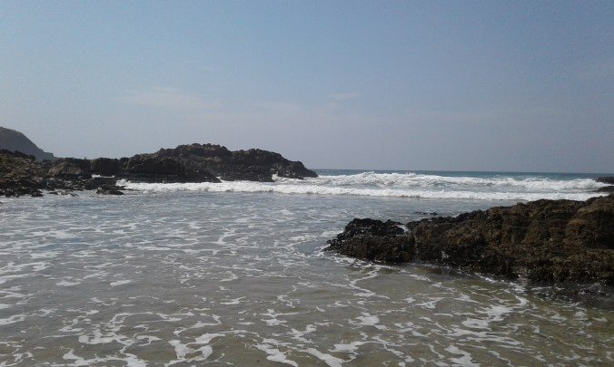 Second Beach in Port St Johns