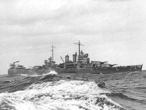 My Dad's Ship - USS Wichita CA-45