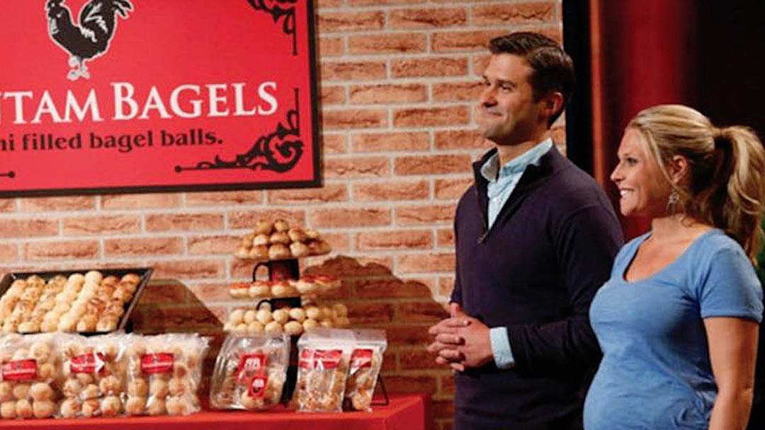 Bantam Bagels Scores the Cream Cheese on Shark Tank Deal