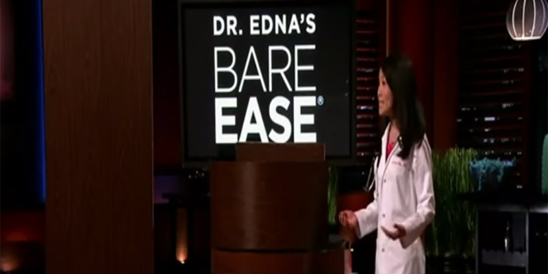 Bare Ease - Shark Tank