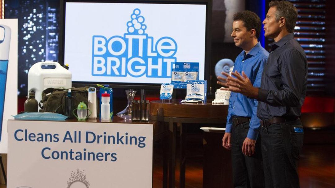 Bottle Bright - Shark Tank