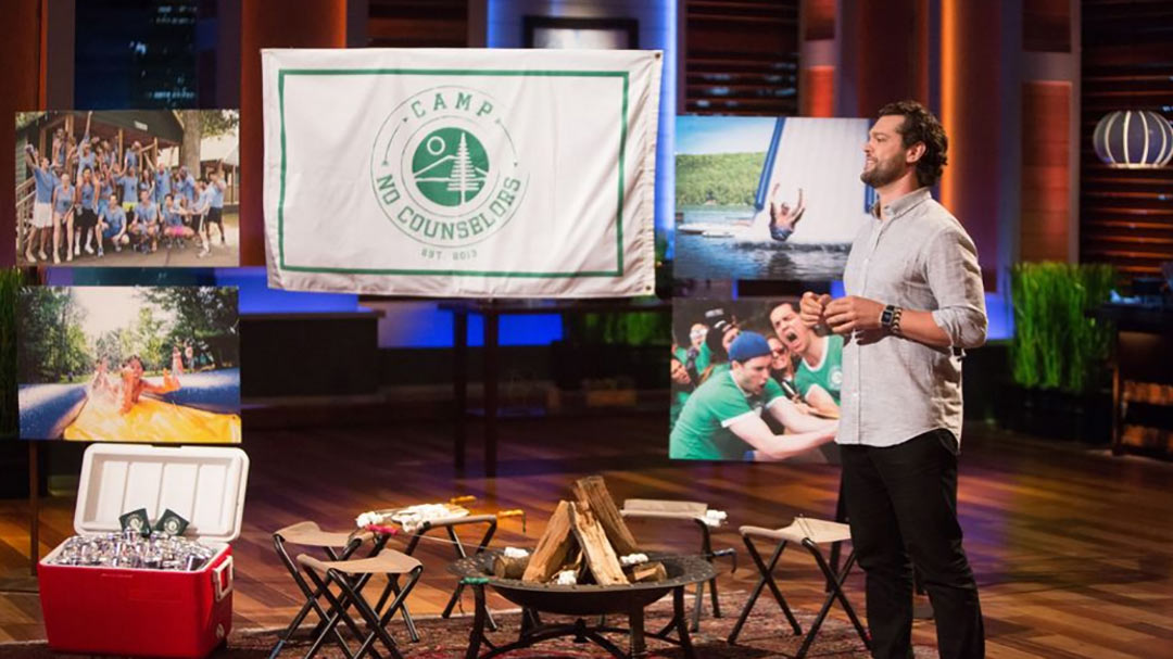 Camp No Counselors Shark Tank Pitch and After Show Update No deal