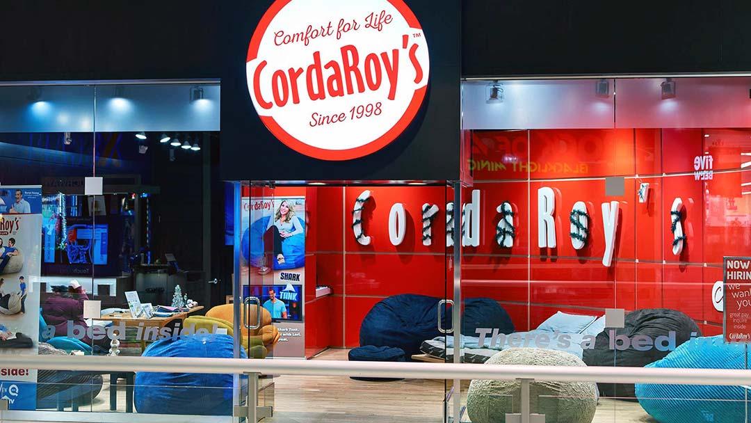 CordaRoy's - Shark Tank