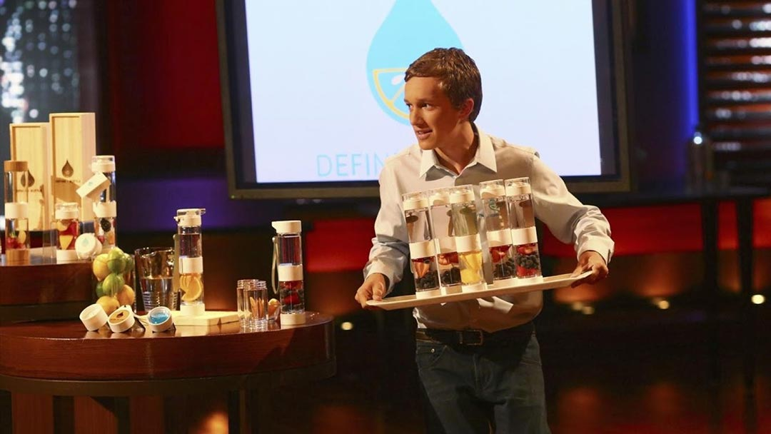 Define Bottle - Shark Tank