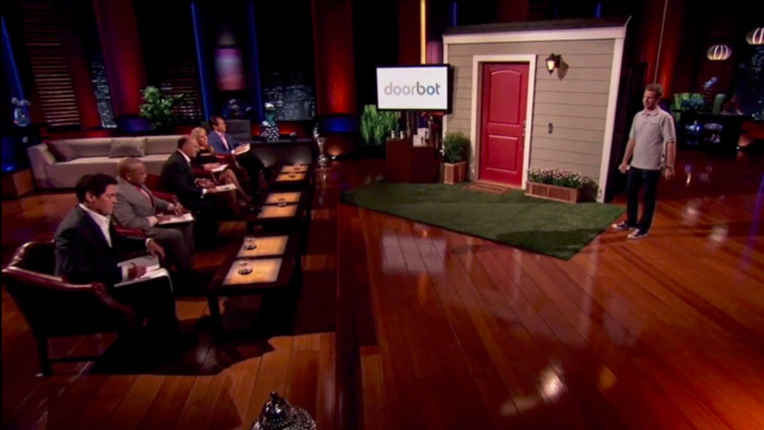 DoorBot A Shark Tank Reject Becomes One Billion Dollar Amazon Purchase! & DoorBot Shark Tank Reject Becomes One Billion Dollar Amazon Purchase!