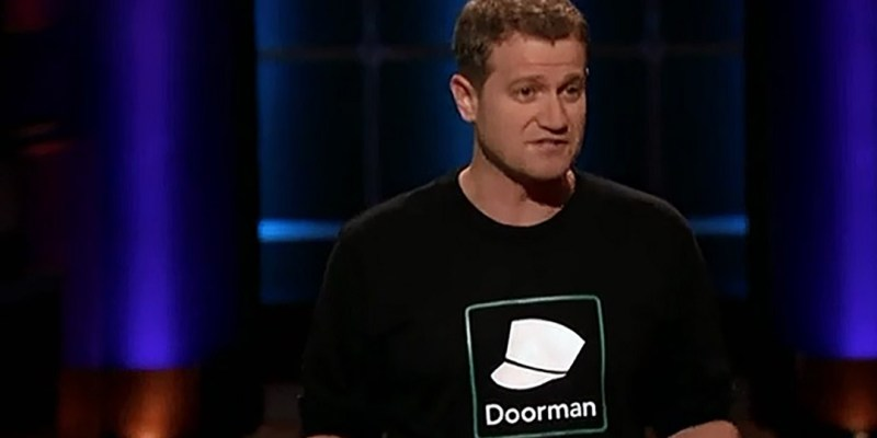 Doorman - Shark Tank