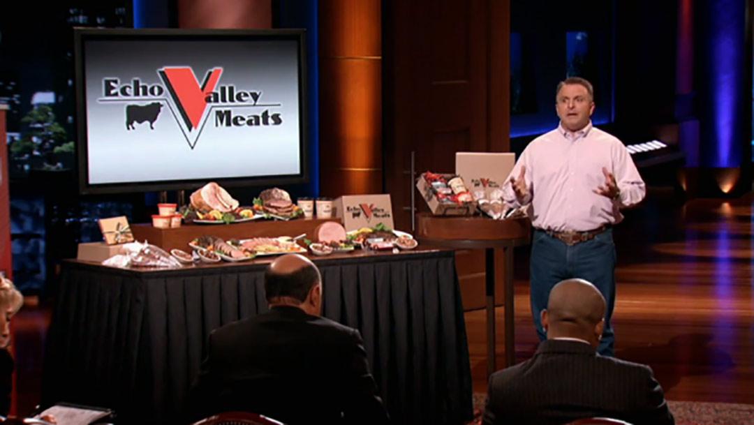 Echo Valley Meats doubles down Shark Tank