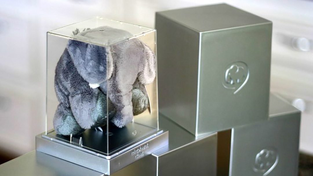 Elephant Chat stuffed animal relationship too in Shark Tank Pitch