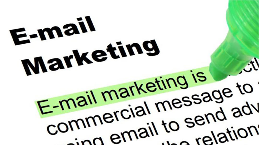 email marketing is dead to you: Think different