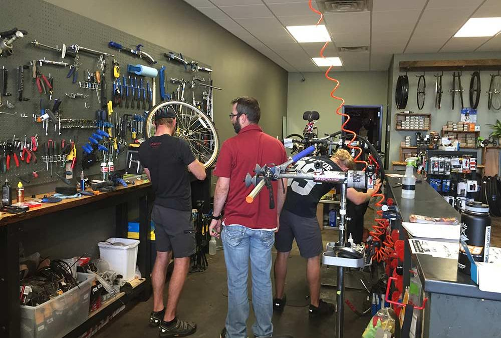 Goldfinch Cyclery to the rescue