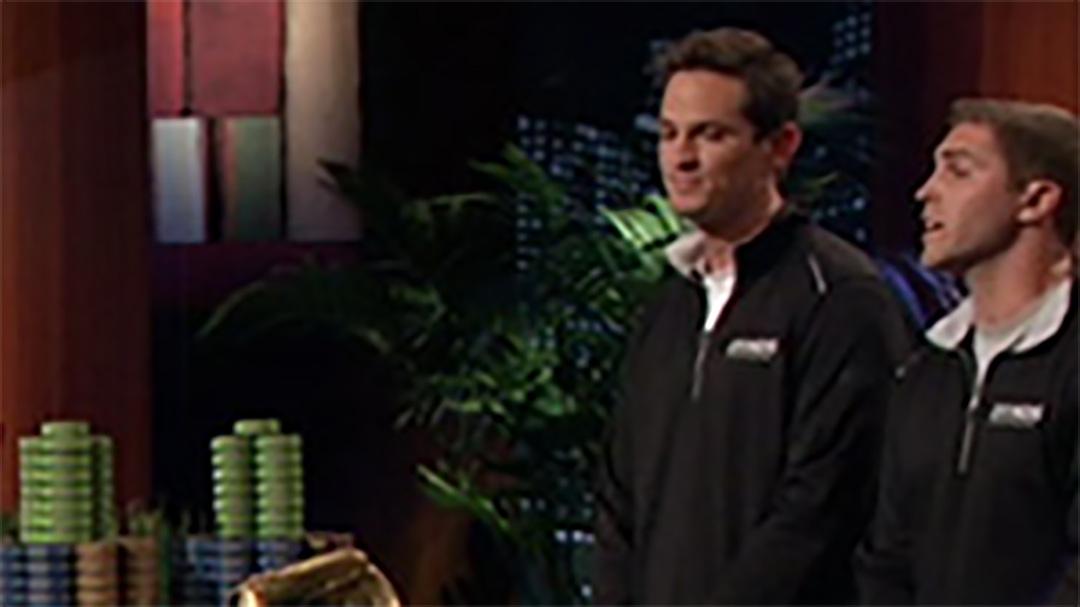 Grinds Coffee Pouches score Shark Tank Deal with Robert Herjavec Daymond John