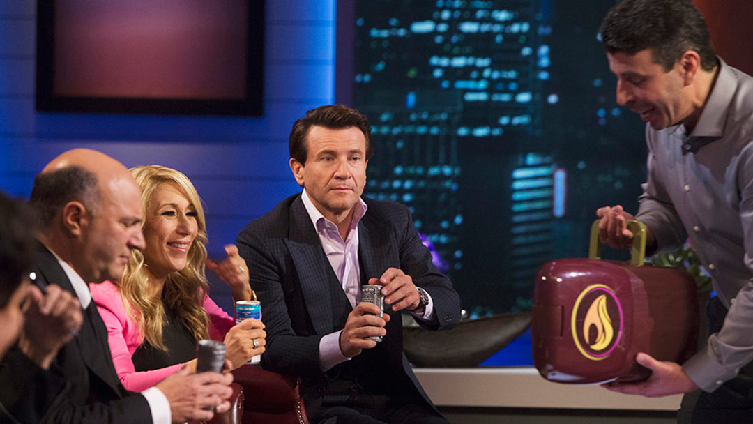 HotShot takes heat in Shark Tank with No Deal, but scored private investment