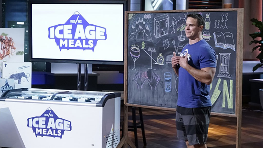 Ice Age Meals – Shark Tank Pitch and after Show Update No Deal