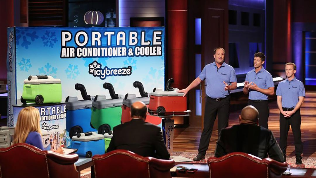 IcyBreeze Shark Tank Pitch – After Show Update