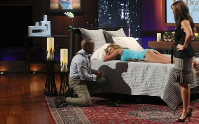 Ledge Pillow for large breasted women – Shark Tank Pitch no Deal