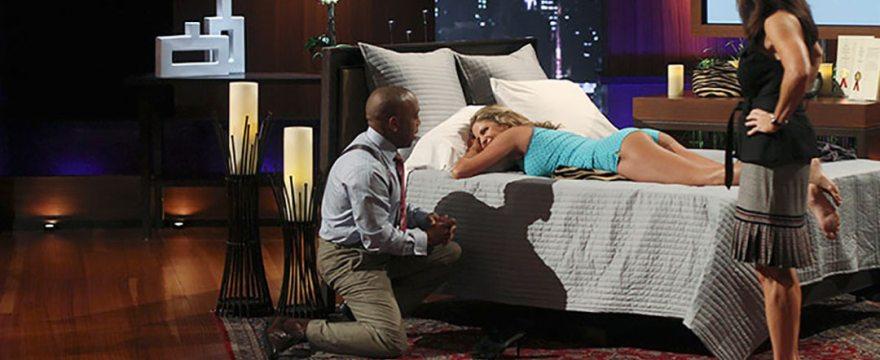 Ledge Pillow - Shark Tank