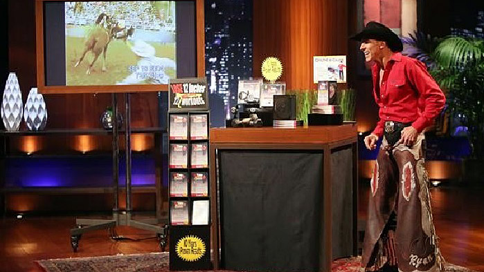 """Lose 12 Inches with Shark Tank's Ryan """"Cowboy"""" Ehmann"""
