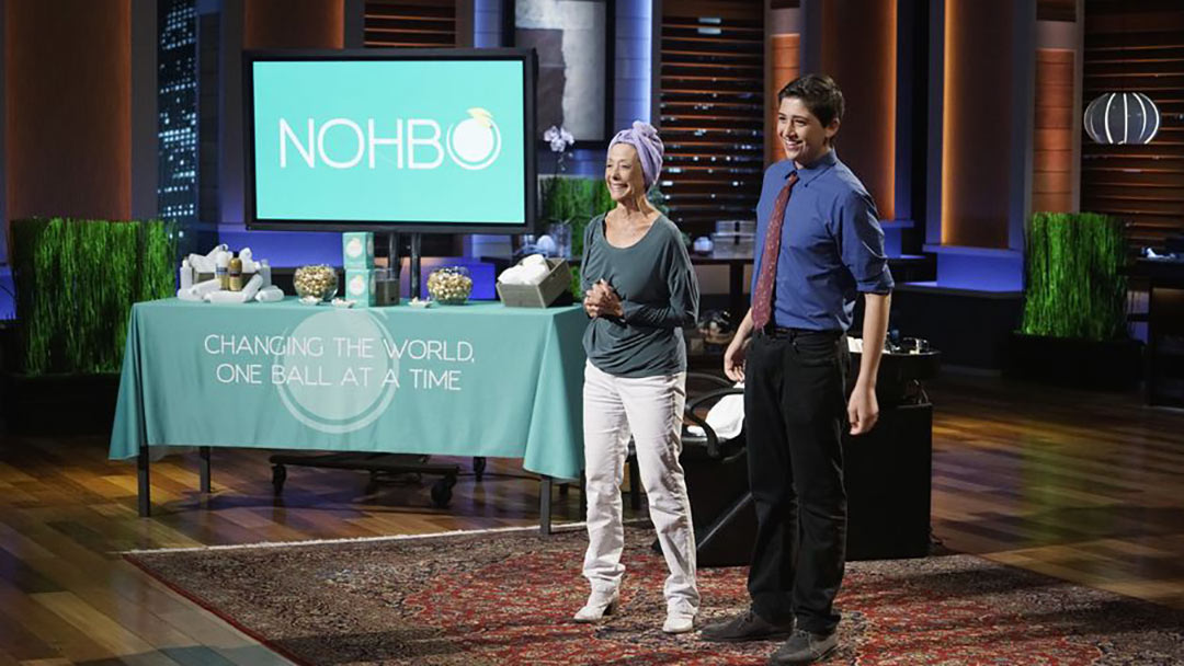 NOHBO No Bottle Shampoo Shark Tank Deal with Mark Cuban