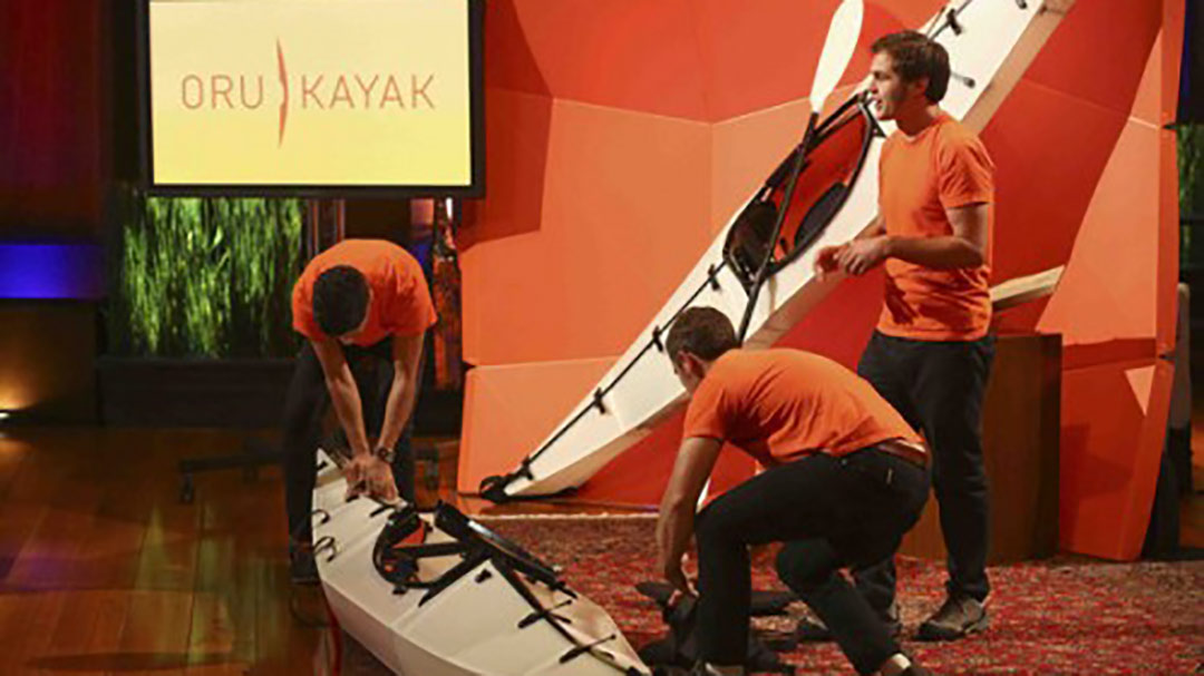 Oru Kayak Origami Boat on Shark Tank Pitch and After Show