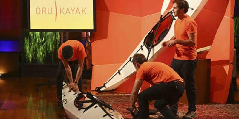 Oru Kayak - Shark Tank