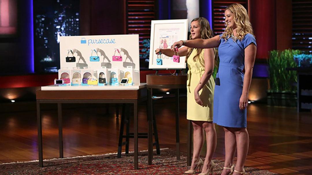 Pursecase Mobile Phone Case doubles as Purse Shark Tank deal Lori Greiner