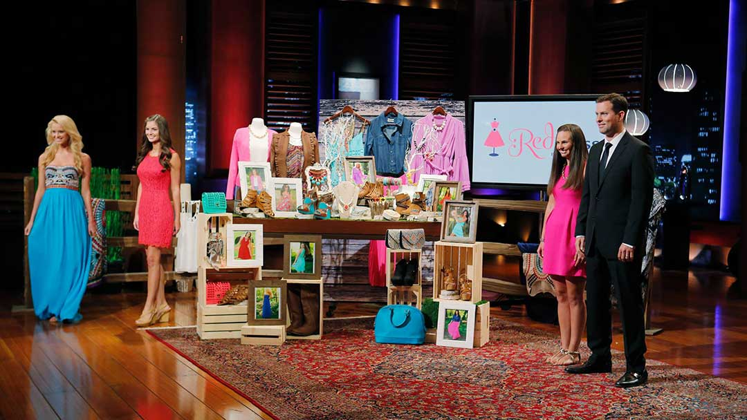 Red Dress Boutique affordable Women's clothing gets Shark Tank Deal