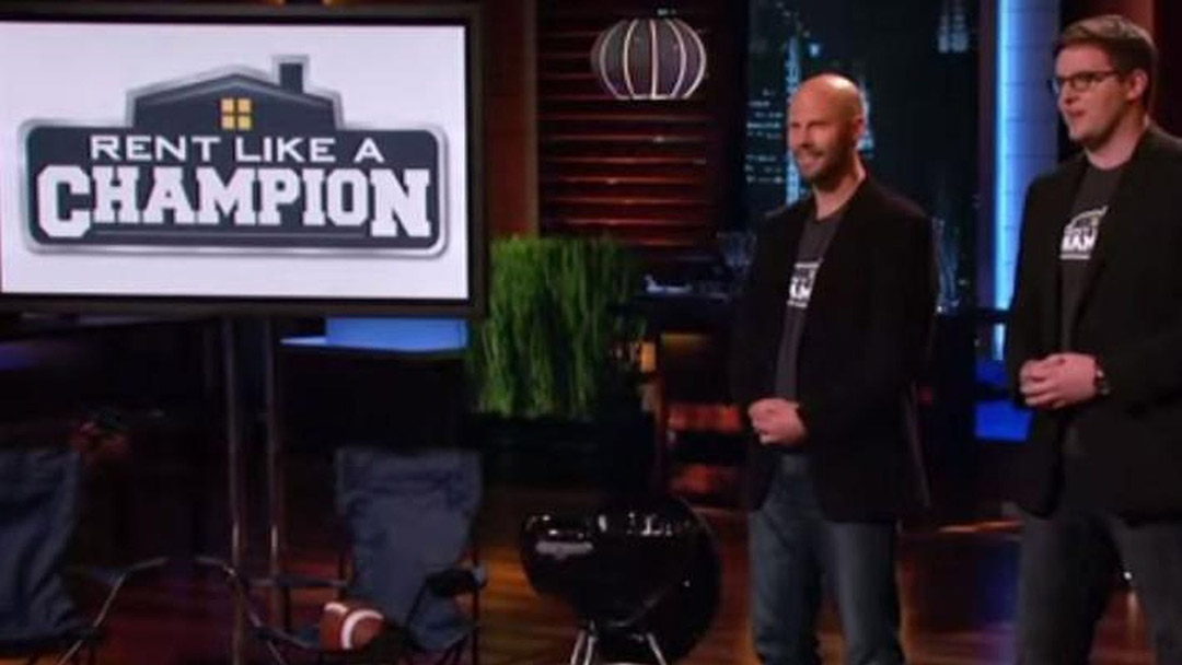Rent Like a Champion - Shark Tank