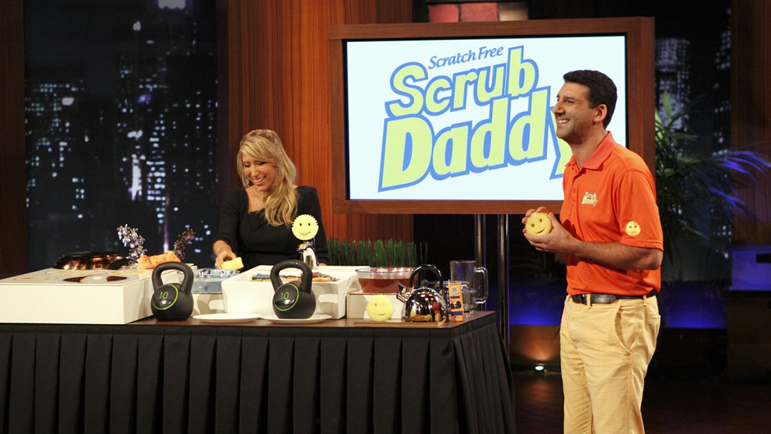 Scrub Daddy Shark Tank Pitch and Review