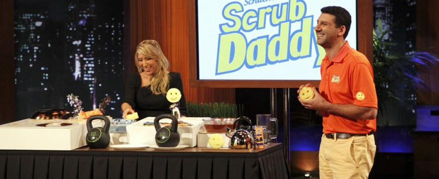 Scrub Daddy - Shark Tank