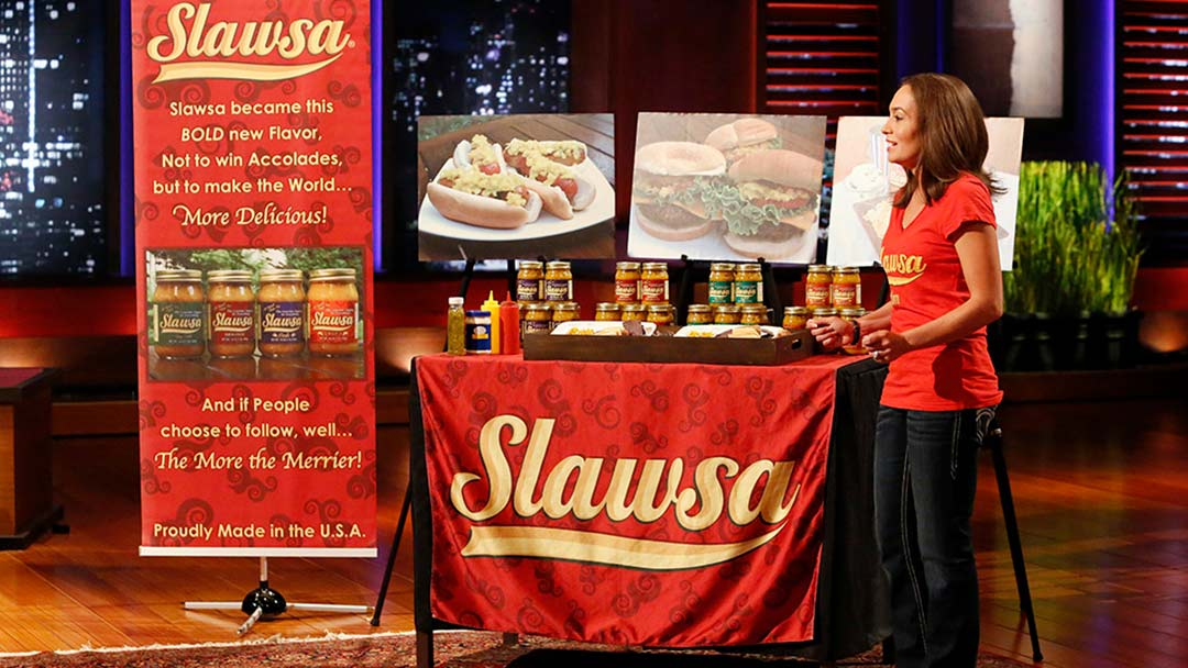 Slawsa and Julie Busha should have received a Shark Tank deal