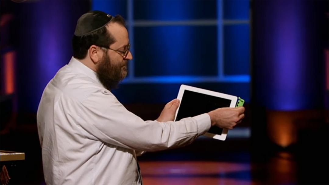 SoundBender Rabbi lands Daymond John Shark Tank Deal passes away in 2016
